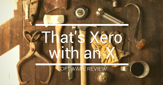 That's Xero with an X [Review] | Common Cents