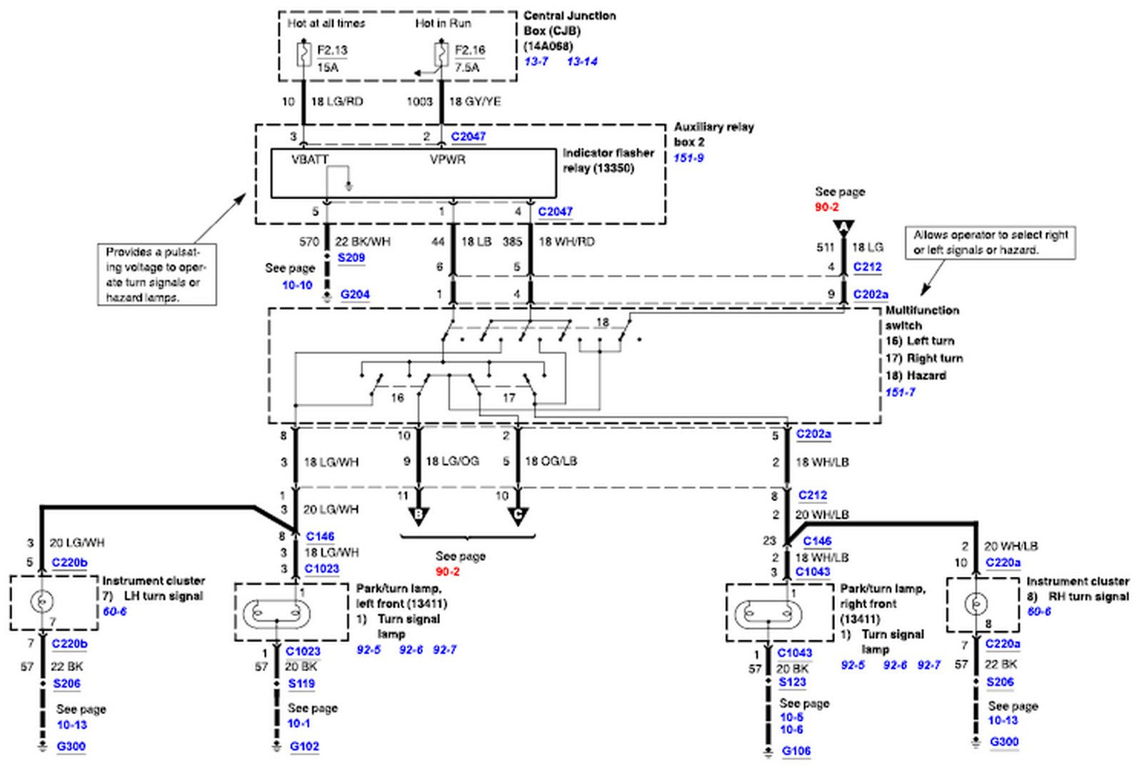 Dimmer Switch Wiring Diagram 2003 Ford Super Duty