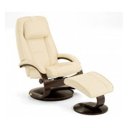 Swivel Recliner Chair Leather Home Products on Houzz