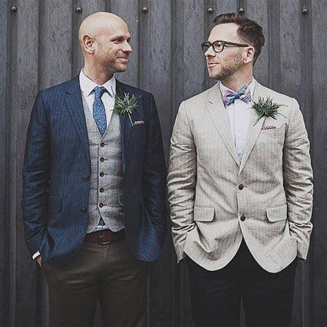 25  best ideas about Gay men weddings on Pinterest   Gay