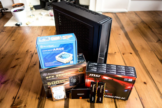 Enough of this console nonsense: It's time to put a gaming PC in my living room | Ars Technica