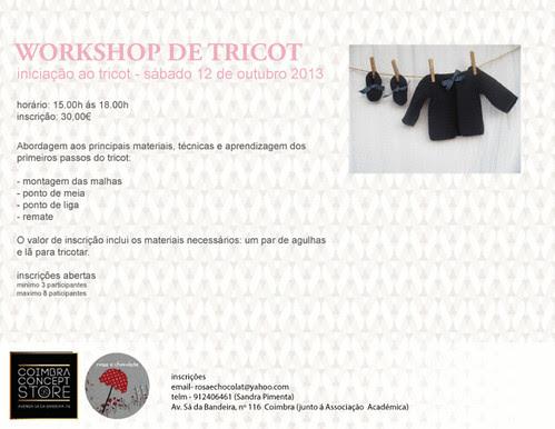 workshop by rosaechocolat