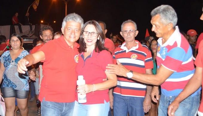 POLÍTICA: Prefeita de São João dos Patos emprega o esposo na chefia de gabinete