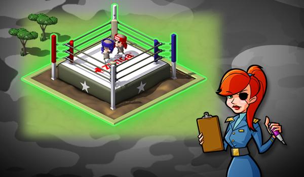 Gimnasio de boxeo for Gimnasio de boxeo