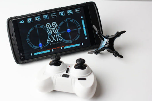 Axis VIDIUS ™ - The World's Smallest FPV Drone™