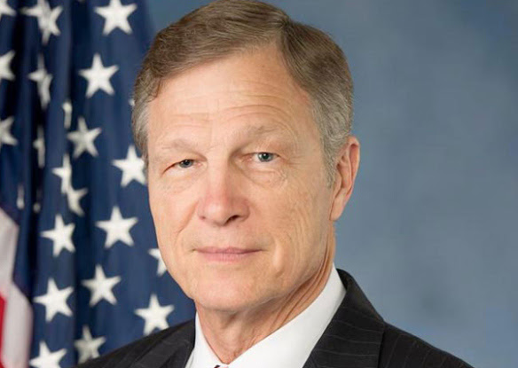 Rep. Brian Babin, R-Texas, is a freshman congressman who represents the nine counties, including part of Harris County outside Houston.