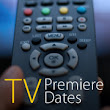 Summer/Fall TV Premiere Calendar