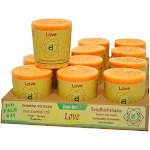 Aloha Bay Chakra Energy Votive Candle Love 2 oz.