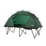 Kamp-Rite OCTC443 Compact Tent Cot XL Size with Rain Fly