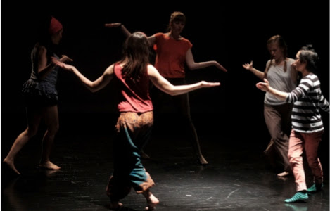 Emerging : dance? through stories and stereotypes - About  a collaborative movement performance - Choreomundus Alumni Association