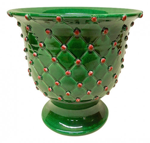 Tuscan ND Dolfi Large Footed Cachepot Planter