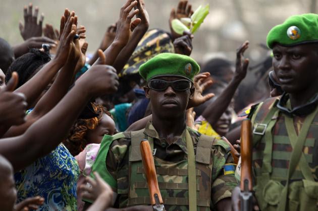 Βγήκαν φύλλα πορείας για Αφρική για Έλληνες στρατιωτικούς