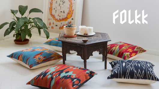 Folkk: Handcrafted Homeware With a Cause