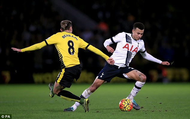 Fans are seeking assurances that the likes of rising midfield star Dele Alli are not sold by Tottenham