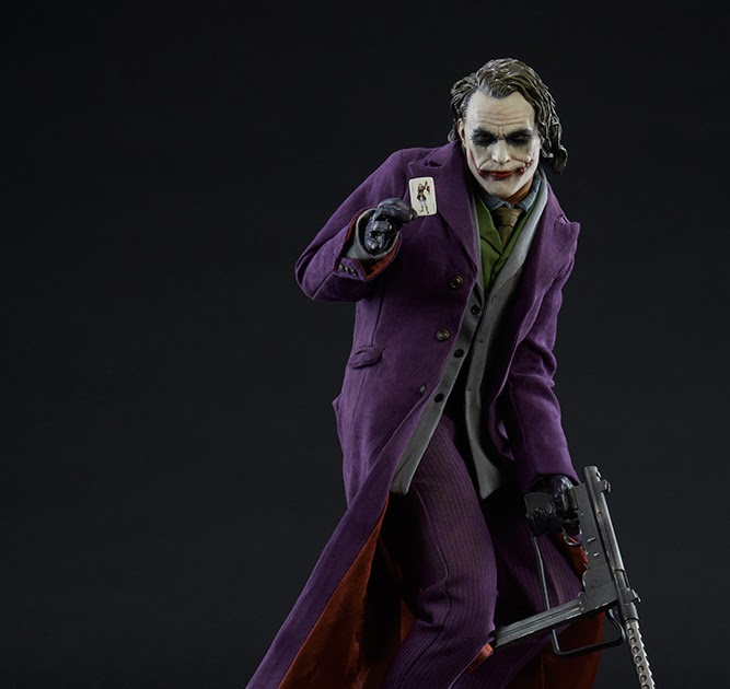 Gambar Joker The Dark Knight - Gambar Joker