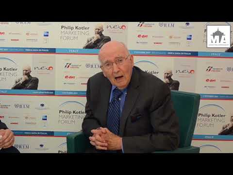 Philip Kotler – Old Marketing vs. New Marketing