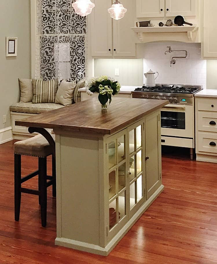 Alternative Programming or How to DIY a Kitchen Island ...