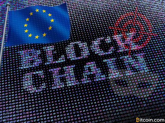 "The EU is Now Targeting ""Unpermissioned"" Blockchains - Bitcoin News"