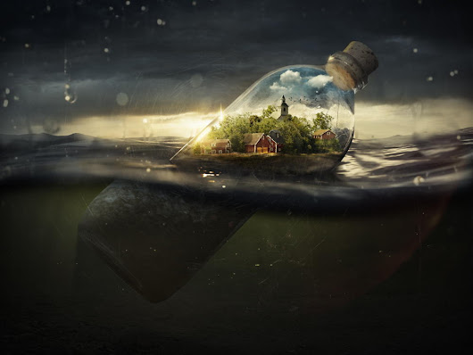 35 Incredible Photoshop Creations That Blur the Line Between Photo and Digital Art