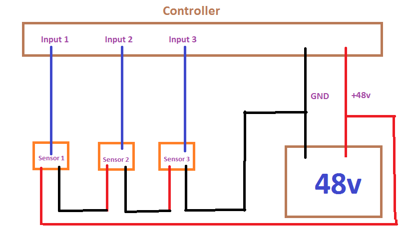 35 How To Wire 2 Motion Sensors In Parallelseries Diagram