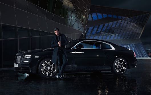 The Rolls Royce Wraith Black Badge Has Arrived - Exotic Car List