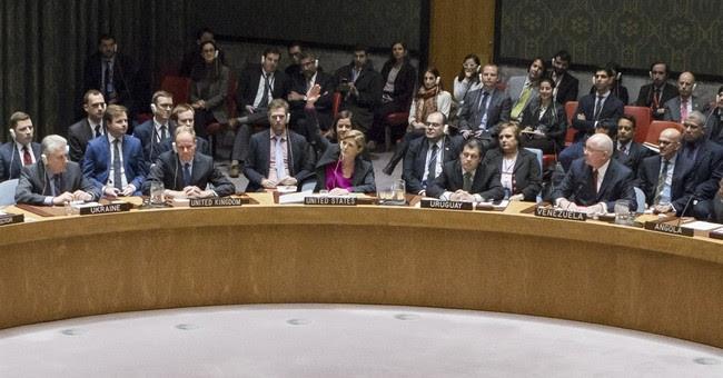 Bid United Nations Goodbye And Good Riddance
