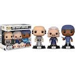 Funko Pop! Star Wars 3 Pack Walmart Exclusive Lobot, Ugnaught, & Bespin Guard