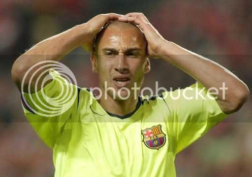 Larsson - Benfica-Barcelona 0-0