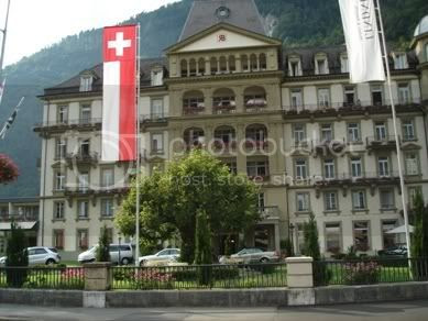 A Hotel in Interlaken