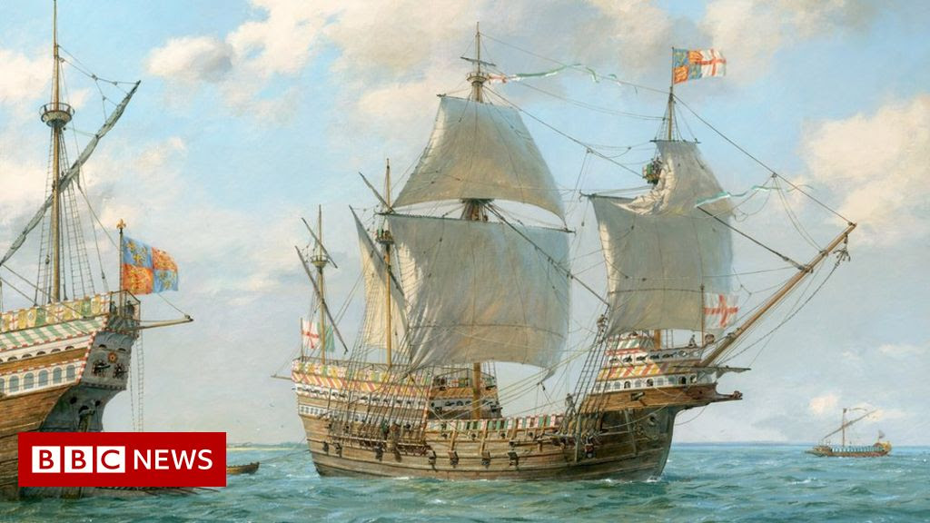 Mary Rose crew was ethnically diverse, study finds