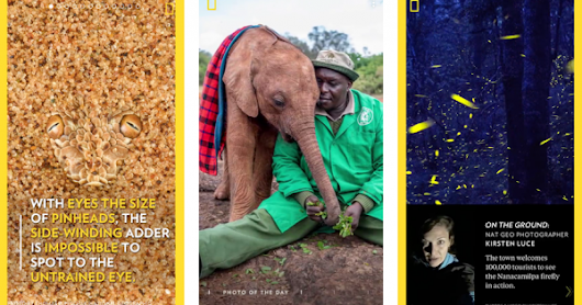 What National Geographic Did to Earn 3 Million Snapchat Discover Subscribers in Just 3 Months