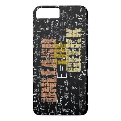 Unleash the Geek Phonecase iPhone 7 Plus Case