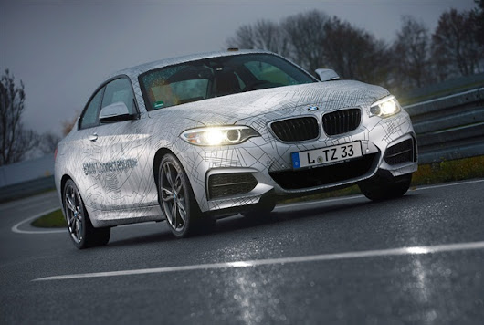 BMW Showcasing Automated Driving at CES - Top News - Vehicle Research - Fleet Financials