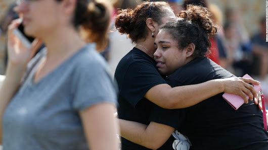 Santa Fe High School shooting in Texas: At least 8 killed, sheriff says - CNN