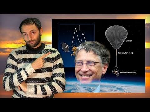 El Proyecto de Bill Gates para tapar el Sol (vídeo)