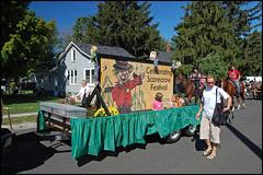 Scarecrow Fest Float