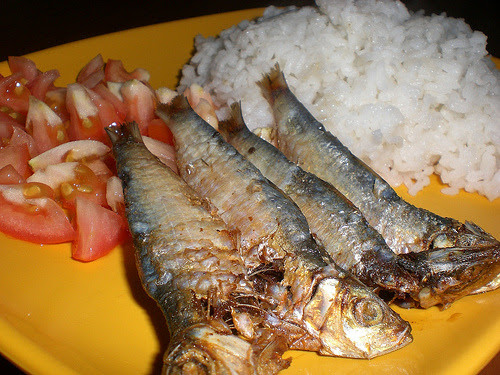 filipino food dried fish