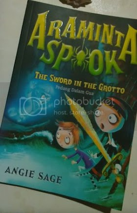 The Sword in The Grotto Review