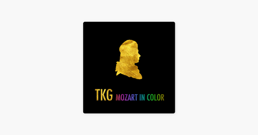 Mozart in Color by Tkg on iTunes