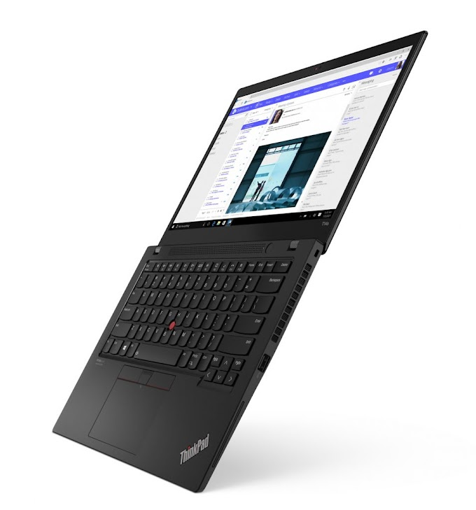 Updated Lenovo ThinkPad Windows 10 laptops deliver enhanced connectivity and collaboration