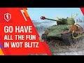 هل أنت شغوف بالدبابات؟ هل تريد التعرف على آلات الحرب خلال الحرب العالمية الثانية؟ لذلك لا يمكنك تجاهل هذه اللعبة الجذابة للغاية. World of Tanks Blitz