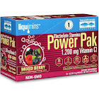 Trace Minerals Electrolyte Stamina Power Pak, Mixed Berry - 30 count, 0.25 oz packets