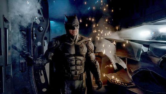 Ben Affleck Reaffirms As THE BATMAN, Welcomes Director Matt Reeves