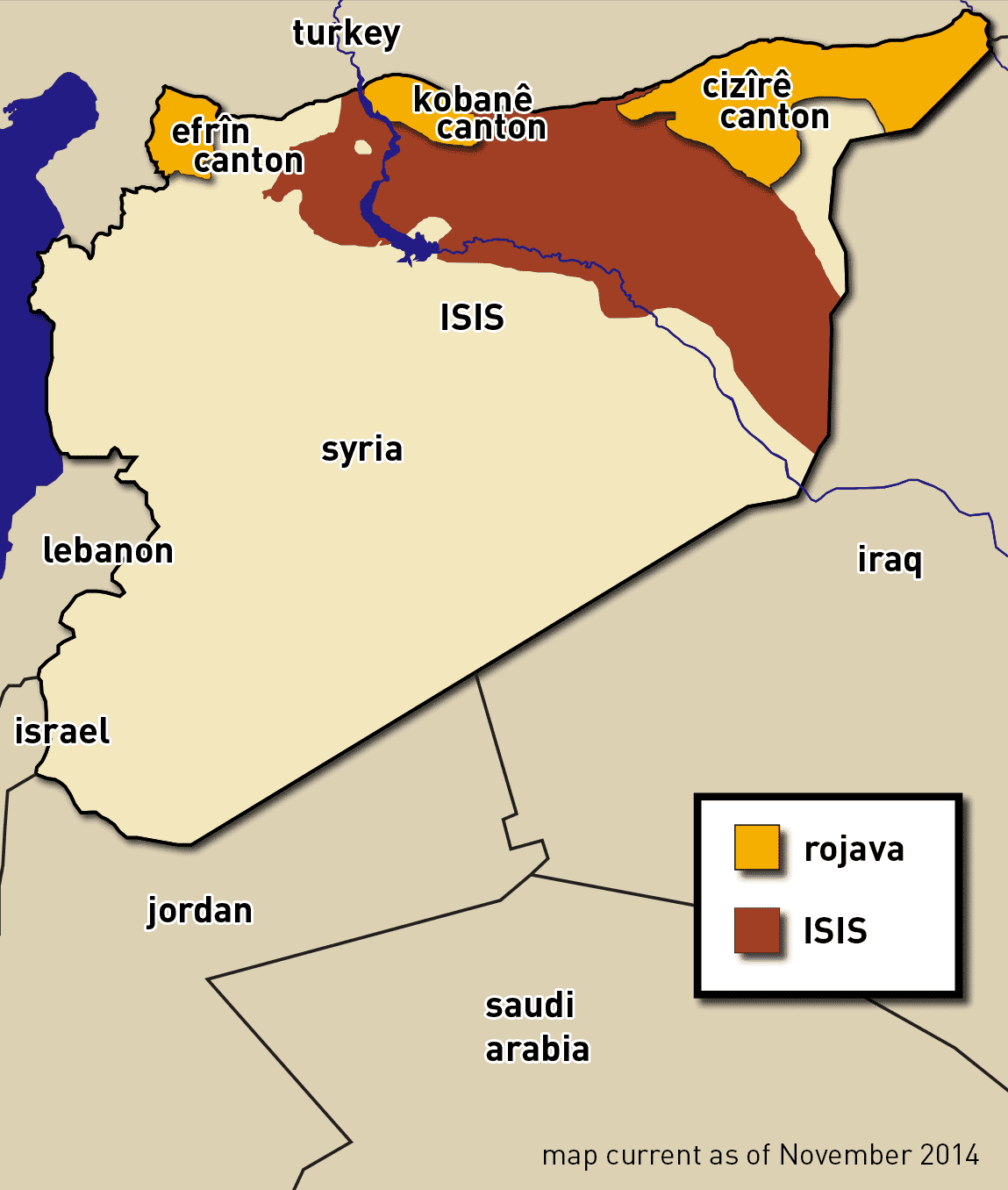 1-Rojava