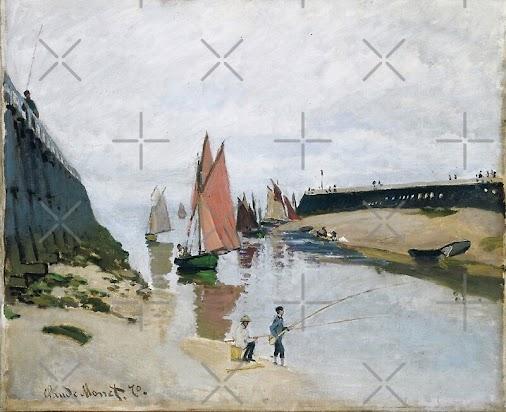 #monet #art #claudemonet #impressionism #paris #painting #france  #nature #vangogh #giverny #travel ...