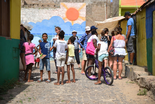 Urban Community Tourism Can Create Positive Change in Neighborhoods