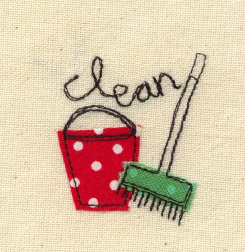 Down with housework