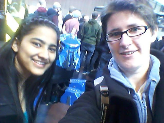 My day at Gadget Show Live, thanks to the Stemettes