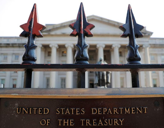 U.S. Treasury, IRS move to block states dodging tax deduction cap