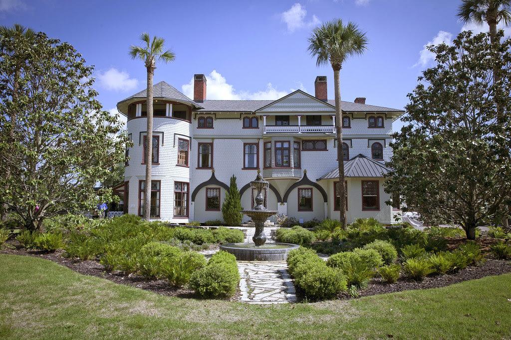 Stetson Mansion in DeLand (Julie Fletcher for VISIT FLORIDA)